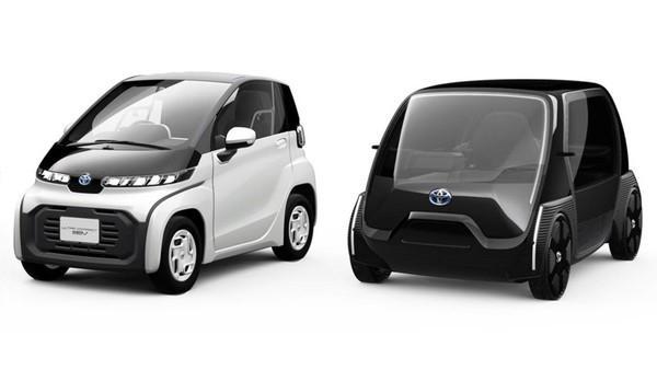 售价近十万人民币,丰田将于明年推双座紧凑型电动汽车