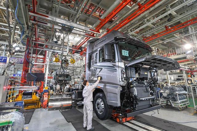 一汽集团预计2020年销量增长7.3%
