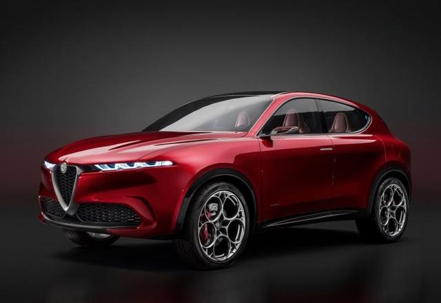 定位紧凑型SUV,阿尔法·罗密欧Tonale有望于2021年9月发布