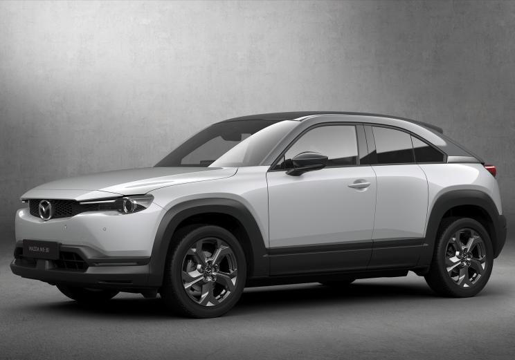 转子发动机正式回归  马自达MX-30将推出增程式电动车