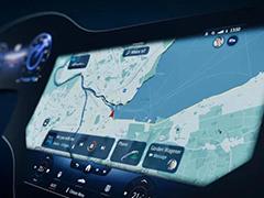 首搭奔驰EQS,奔驰MBUX Hyperscreen全球首发