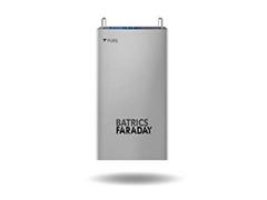可自动修复锂离子电池  Pure EV推出BaTrics Faraday智能硬件
