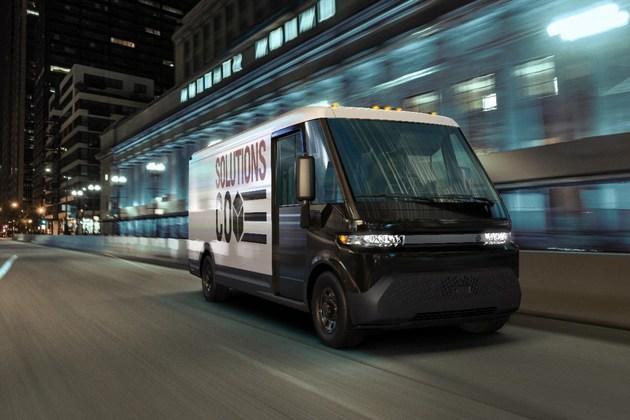 进军纯电动商用车领域  通用发布BrightDrop品牌
