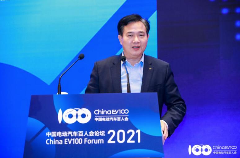 蓝鲸汽车 | 广汽埃安古惠南:续航1000公里电池今年推出